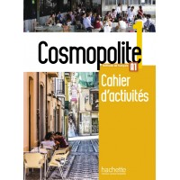 COSMOPOLITE 1 CAHIER+CD AUDIO